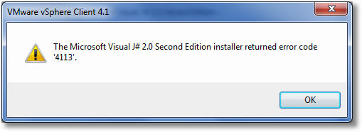 Visual j redistributable silent install