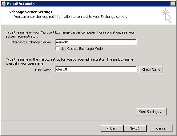 Adding a hidden Exchange mailbox to Outlook   Remko