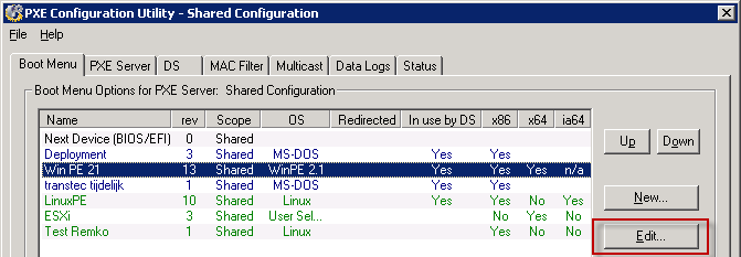 Add VMXNET3 driver to Windows PE PXE Image | Remko Weijnen's Blog