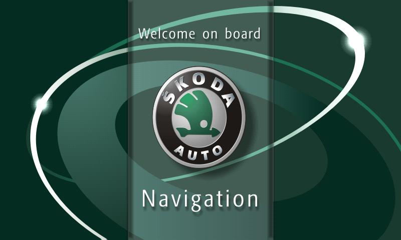 VW RNS 510 Navigation Startup Pictures | Remko Weijnen's