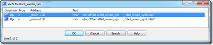 References to dell_wwan_sysID.dat string