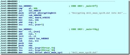 Ida Code Snippet