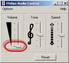 Volume Muted