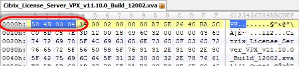 Convert Citrix License Server VPX to OVF | Remko Weijnen's