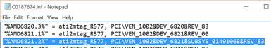 PCI\VEN_1002&DEV_6821&DEV_6821&SUBSYS_0149106B&REV_83