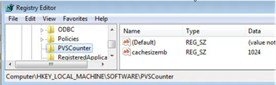 HKEY_LOCAL_MACHINE\SOFTWARE\PVSCOUNTER