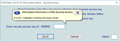 Secuirty Access S12345