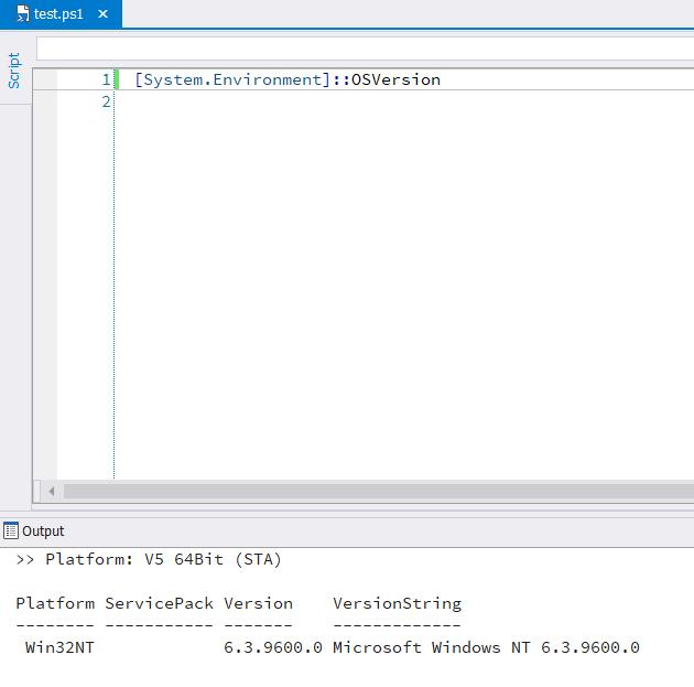 Get Windows 10 Version Number with PowerShell | Remko Weijnen's Blog